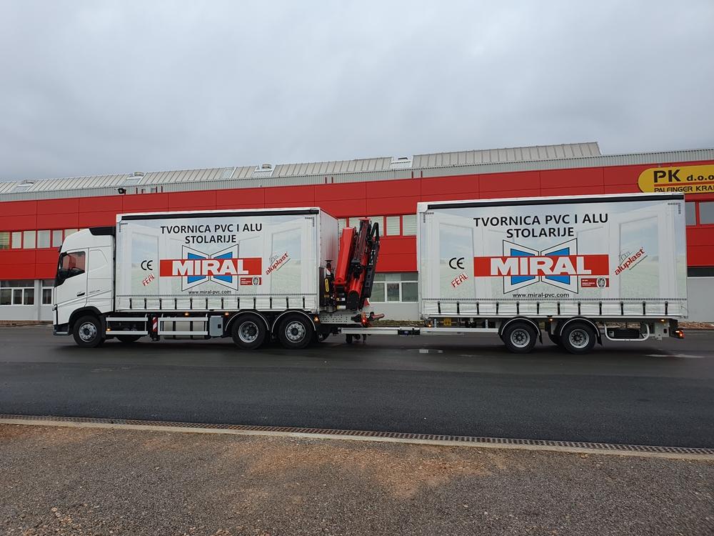 pk kamionska nadogradnja baustoff nadogradnja i tandem prikolica